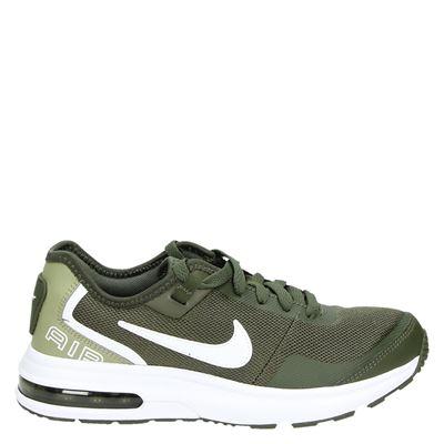 Nike jongens sneakers groen