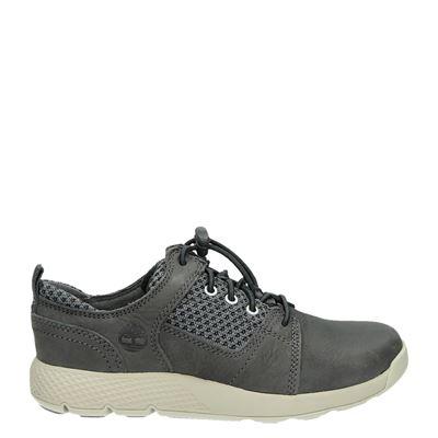 Timberland jongens sneakers grijs
