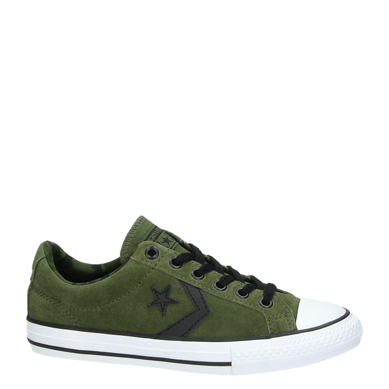Converse Star Player kindersneaker groen