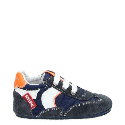 Shoesme jongens babyschoenen blauw