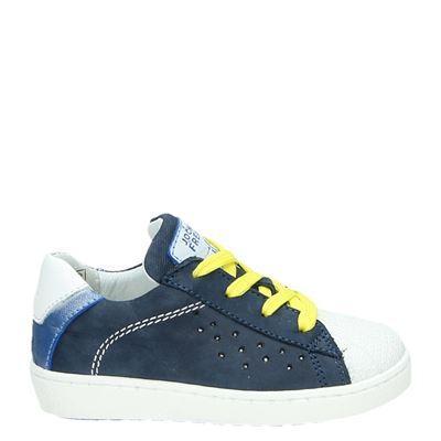 Jochie jongens sneakers blauw