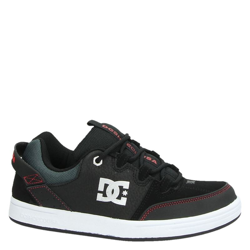 DC Syntax - Lage sneakers - Zwart