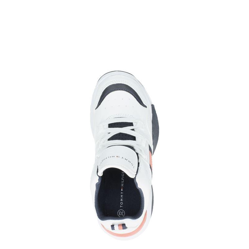 Tommy Hilfiger - Hoge sneakers - Wit