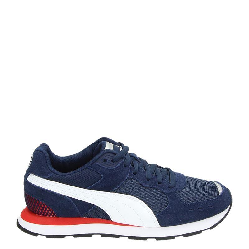 Puma Vista - Lage sneakers - Blauw