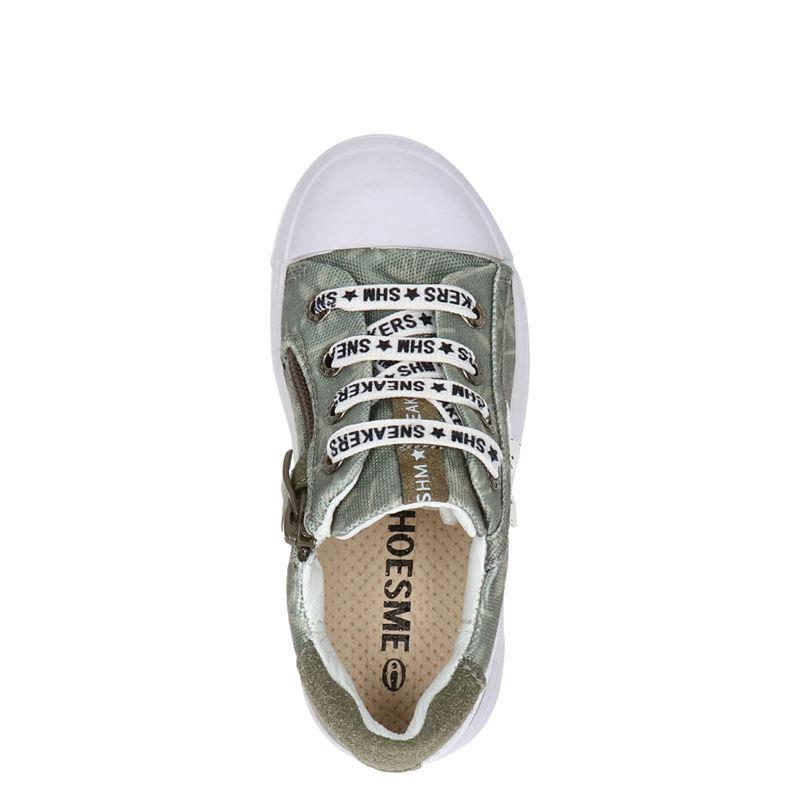 Shoesme - Lage sneakers - Groen
