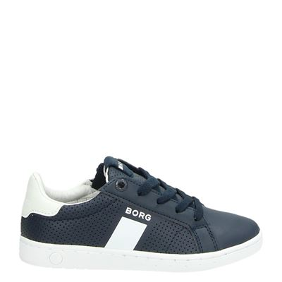 Bjorn Borg jongens sneakers blauw