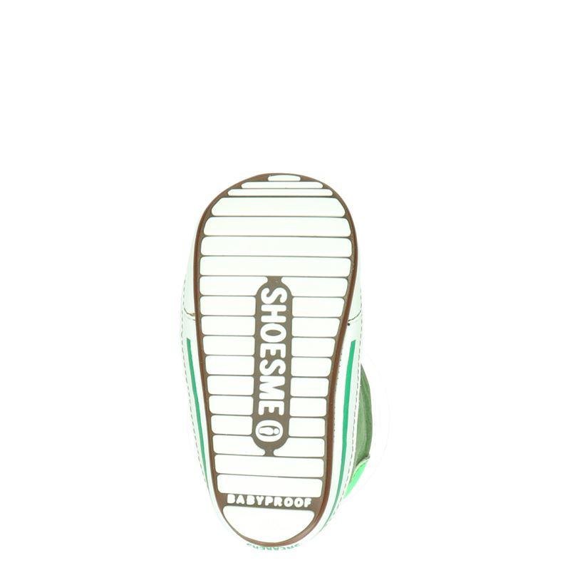 Shoesme - Babyschoenen - Groen