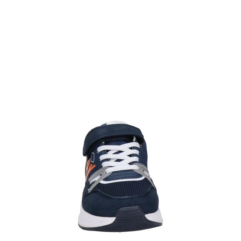 Replay Amber - Klittenbandschoenen - Blauw