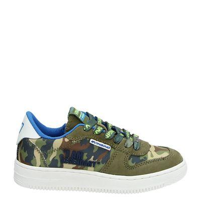 Vingino jongens sneakers kaki