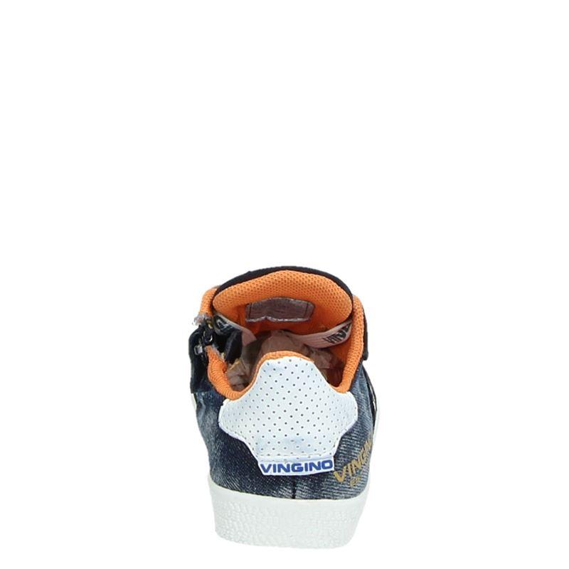 Vingino Dilano - Lage sneakers - Blauw