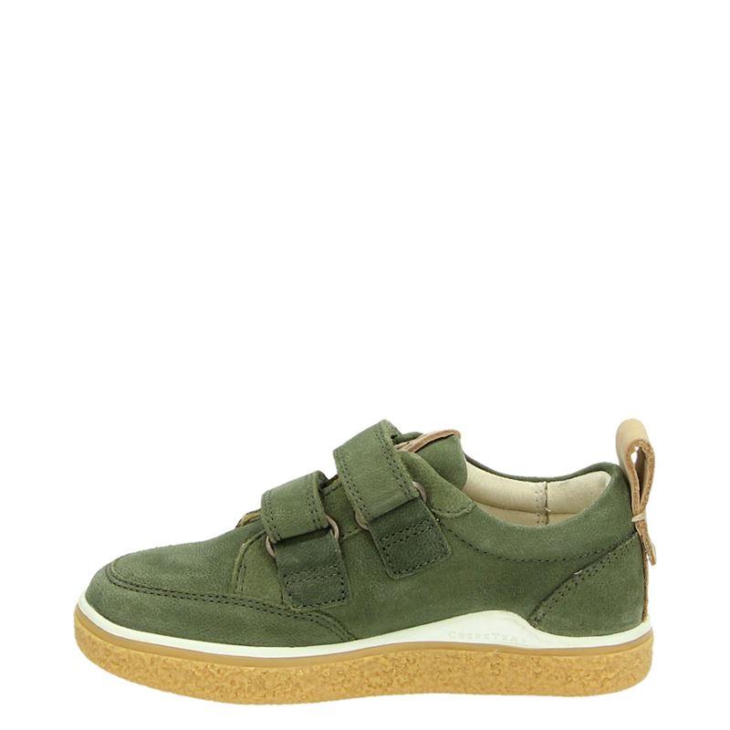 Ecco Crepetray - Klittenbandschoenen - Groen