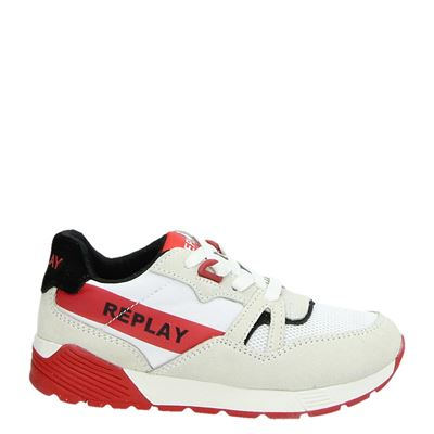 Replay jongens sneakers multi