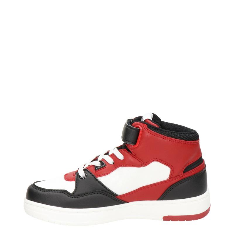 Levi's Block - Hoge sneakers - Wit