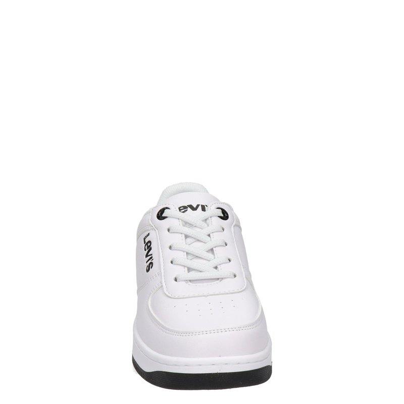 Levi's New Union - Lage sneakers - Wit