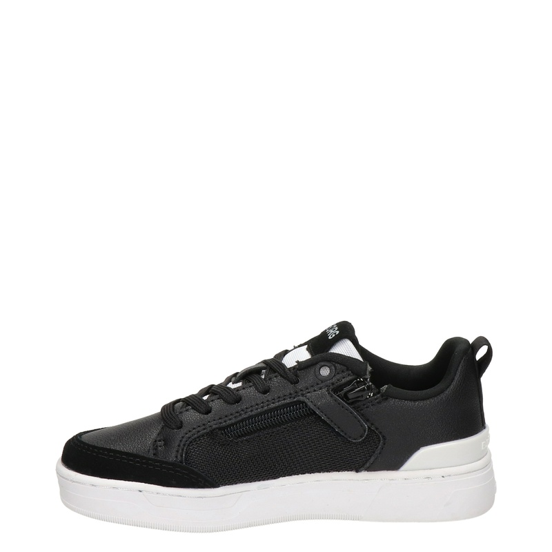 Bjorn Borg T1060 LGO K - Lage sneakers - Zwart