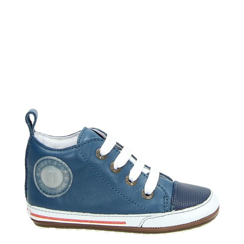 Shoesme - Babyschoenen - Blauw