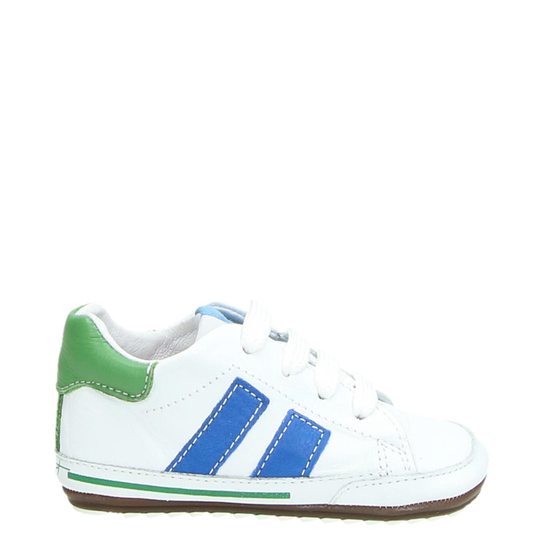 34d67fb0121 Shoesme jongens babyschoenen wit