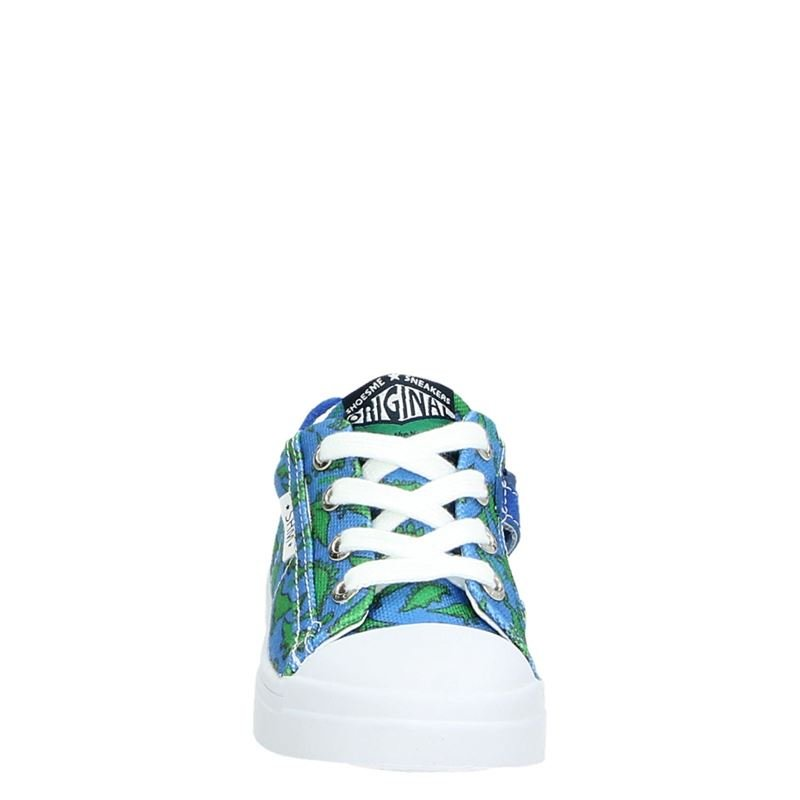 Shoesme - Lage sneakers - Blauw