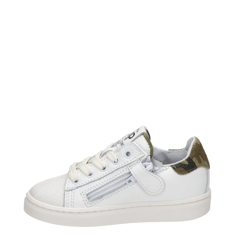Pinocchio - Lage sneakers - Wit