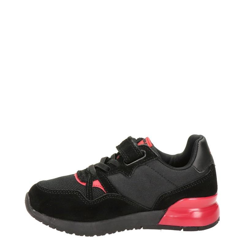 Replay - Klittenbandschoenen - Zwart