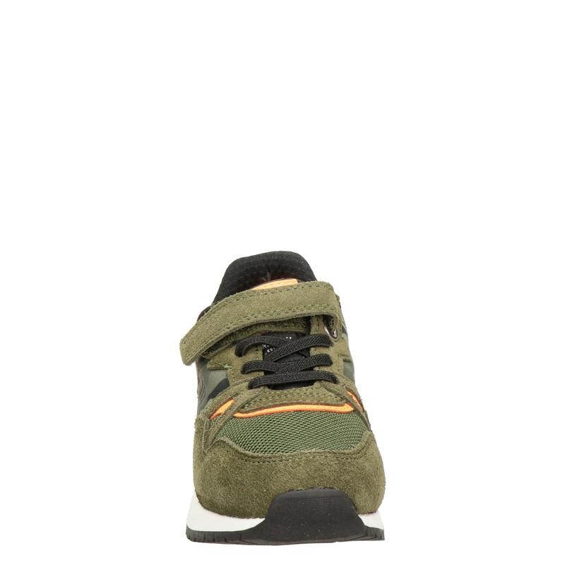 Replay - Klittenbandschoenen - Groen