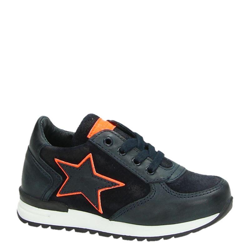 Pinocchio - Lage sneakers - Blauw