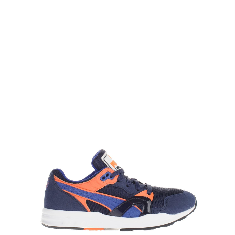 f5b74314deb Puma Trinomic XT 1 Plus jongens lage sneakers blauw