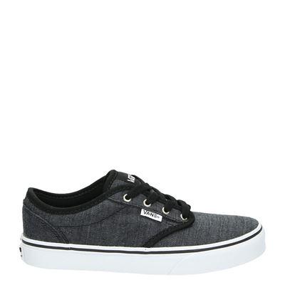Vans jongens sneakers zwart