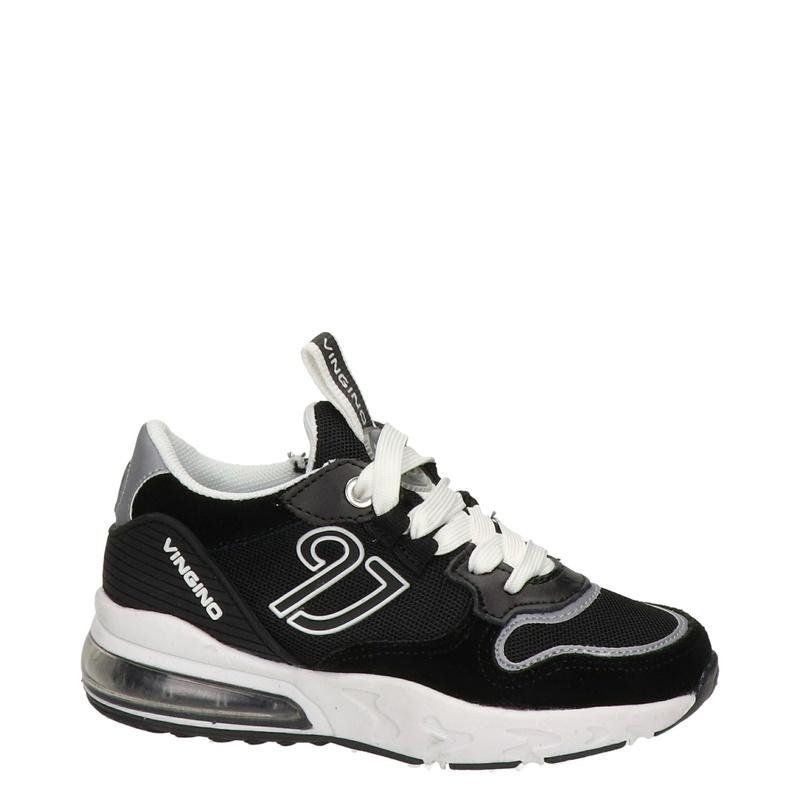 Vingino Giulio - Lage sneakers - Zwart