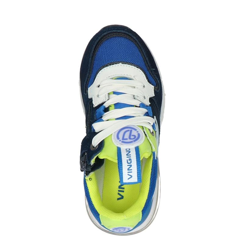 Vingino Giulio - Lage sneakers - Blauw