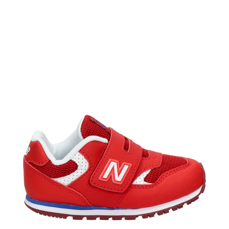 New Balance 376 - Klittenbandschoenen - Rood