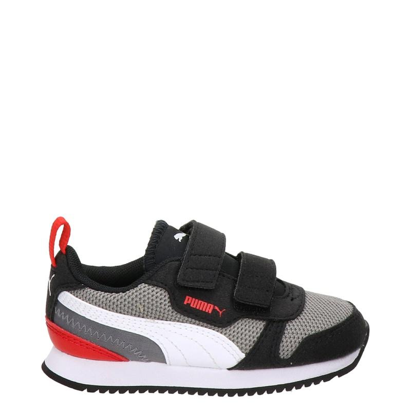 Puma R78 - Klittenbandschoenen - Zwart