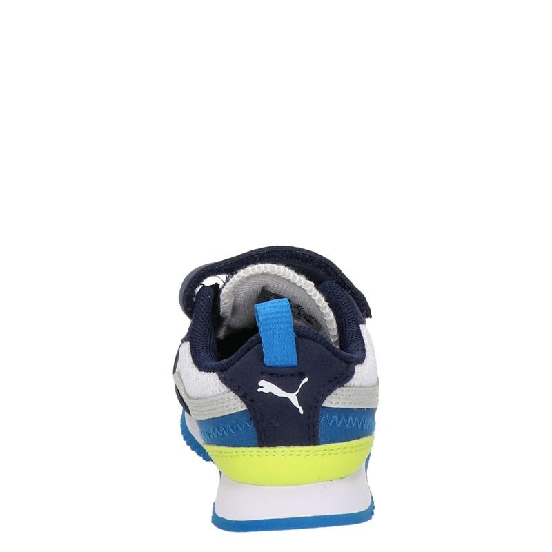 Puma R78 - Klittenbandschoenen - Wit