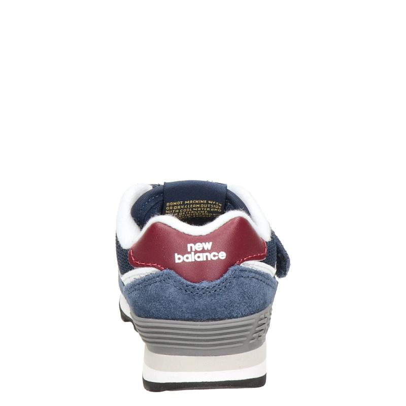 New Balance - Klittenbandschoenen - Blauw