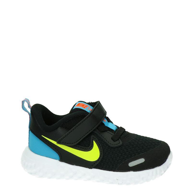 Nike Revolution 5 - Lage sneakers - Blauw