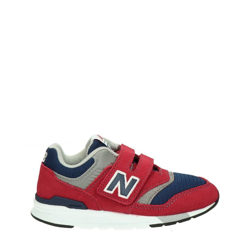 New Balance 997H - Klittenbandschoenen - Rood