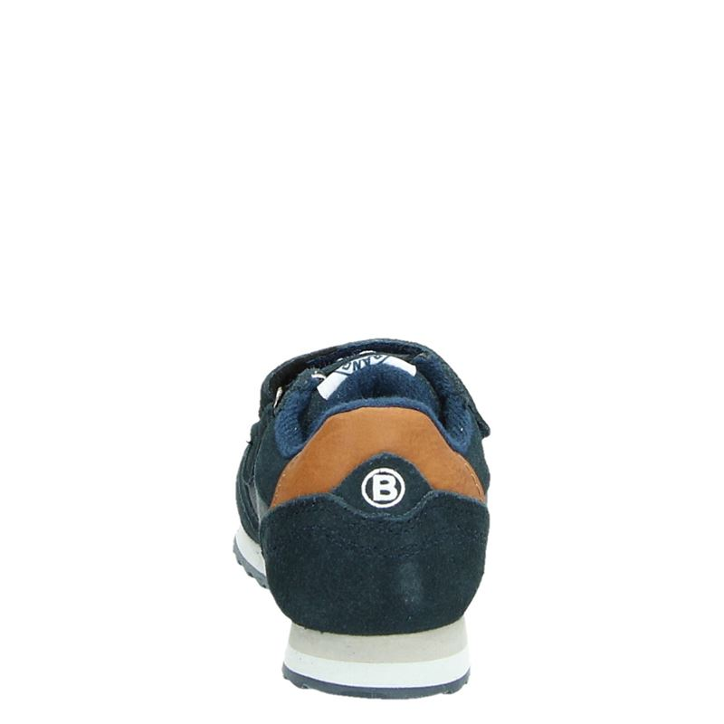 Orange Babies - Klittenbandschoenen - Blauw