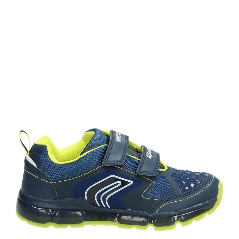 Geox kindersneaker blauw
