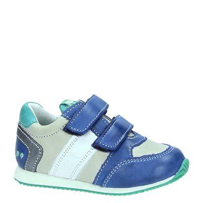1228cb6a2e2 Bunnies jongens klittenbandschoenen blauw