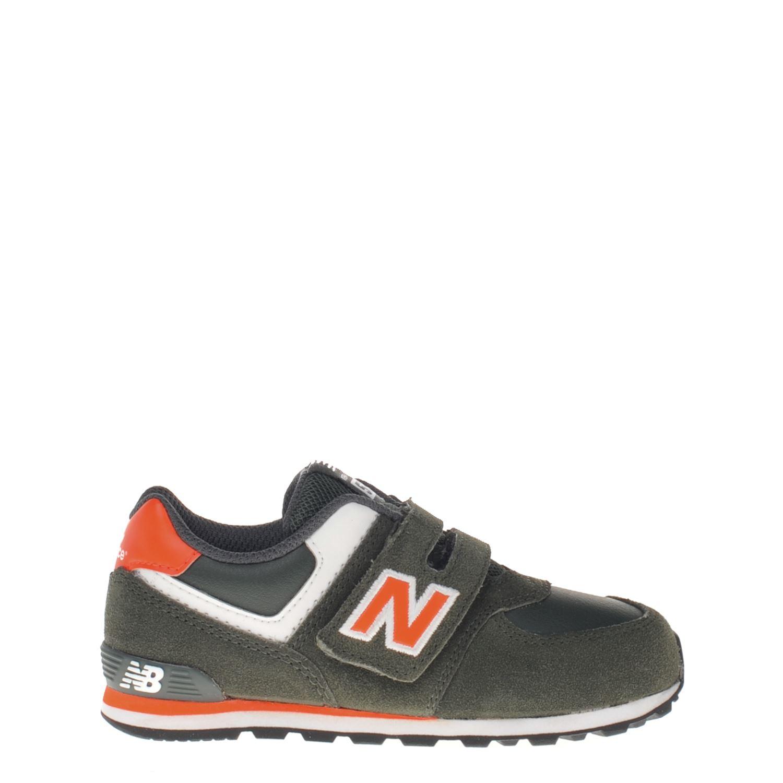 new balance sneaker groen