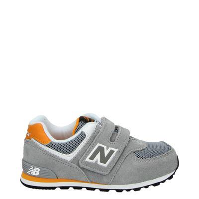 New Balance jongens sneakers grijs