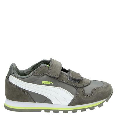 Puma jongens sneakers grijs