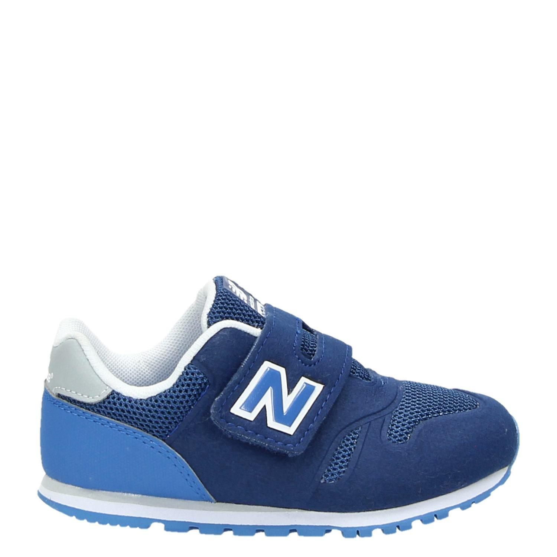 new balance sneaker blauw