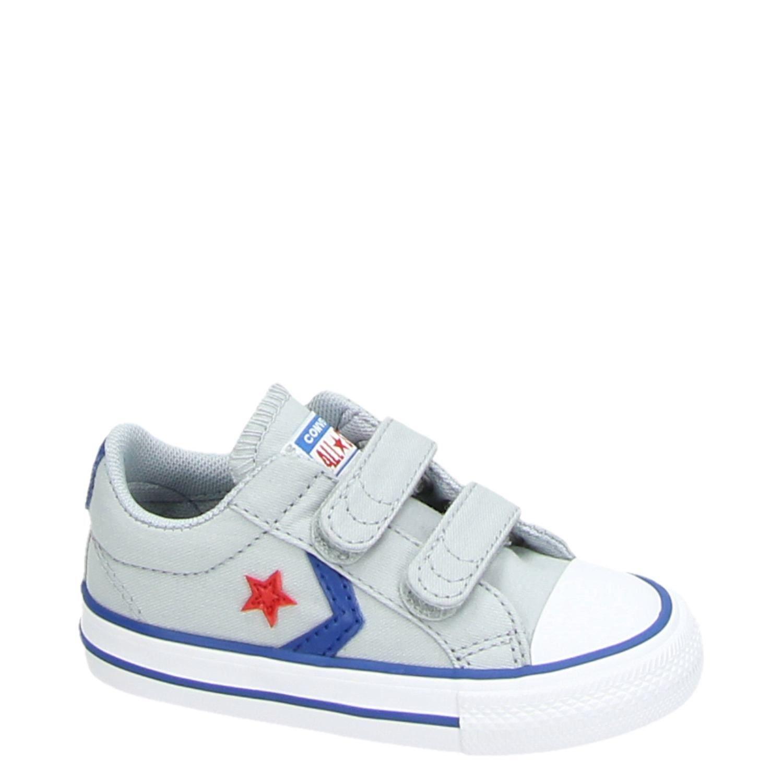 Converse Star Player kindersneaker grijs