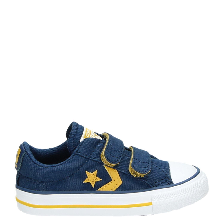 converse star player blauw