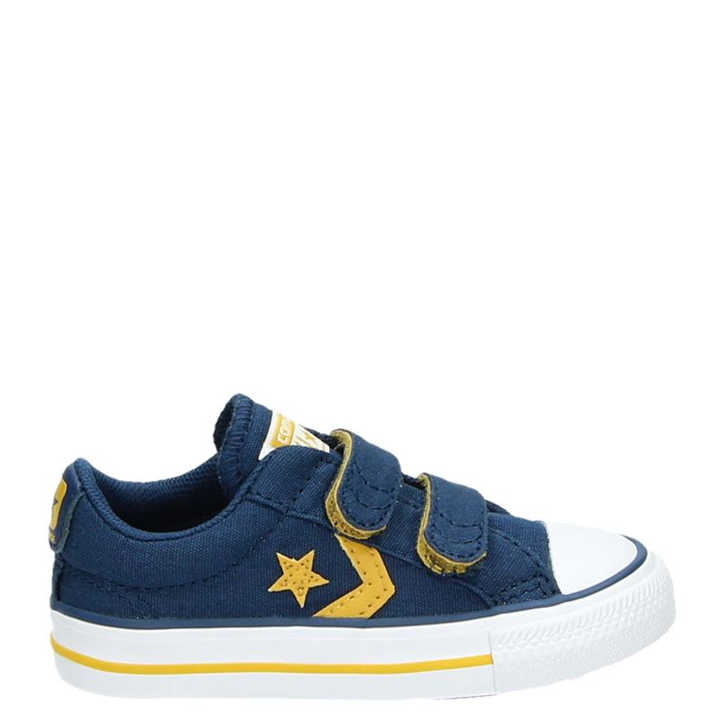 Converse Star Player 2V - Klittenbandschoenen - Blauw
