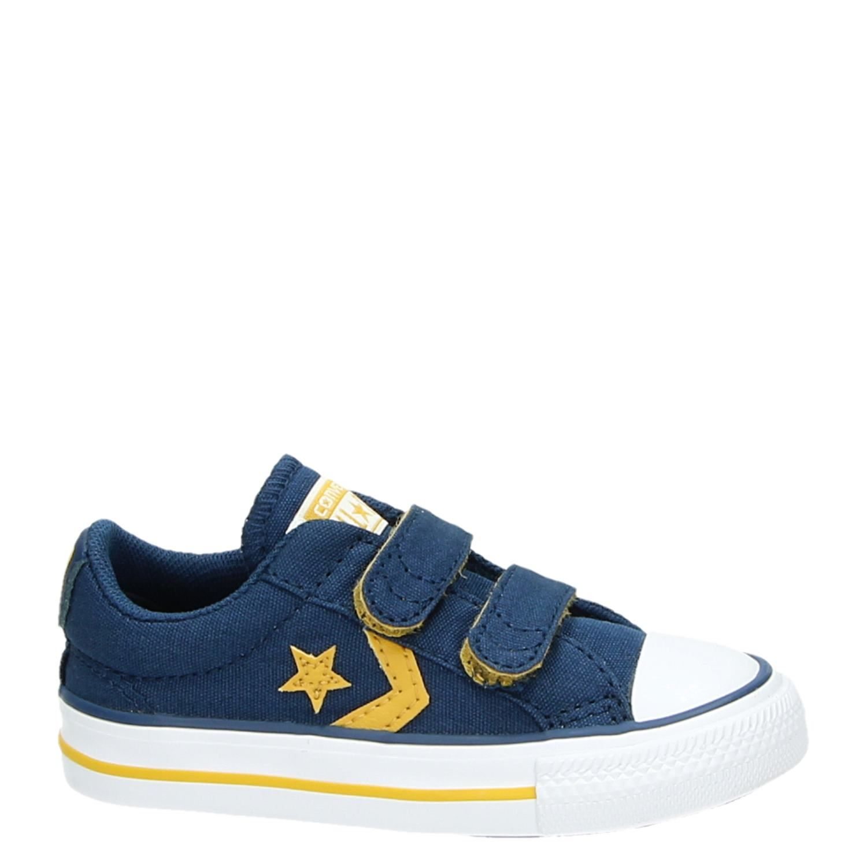 Converse Star Player kindersneaker blauw