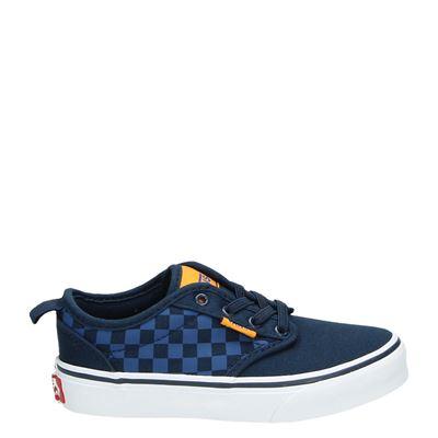 Vans jongens sneakers blauw