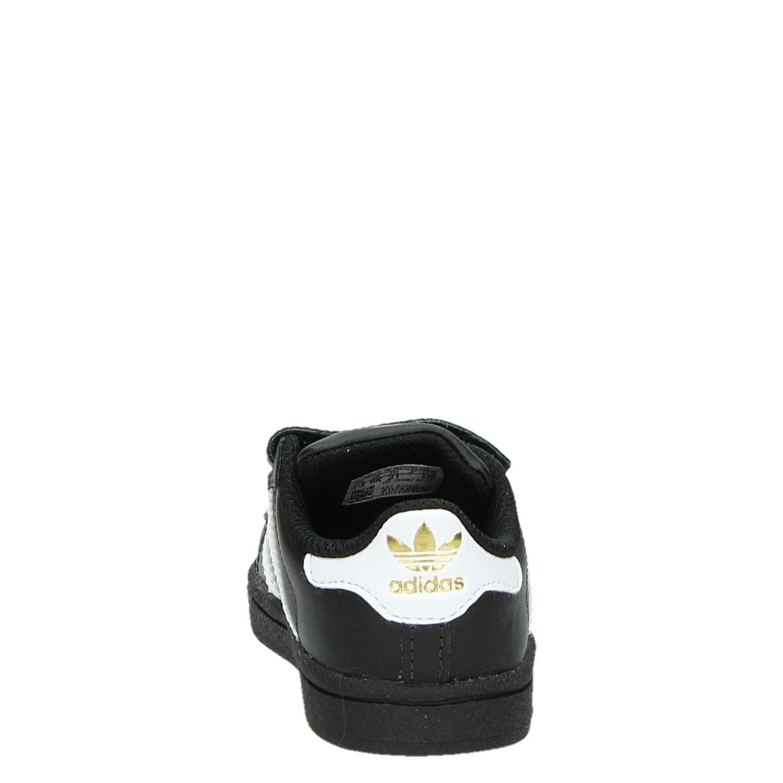 d2f3486784b Superstar Jongens Zwart Adidas Adidas Superstar Jongens Sneakers qRP4cB1w