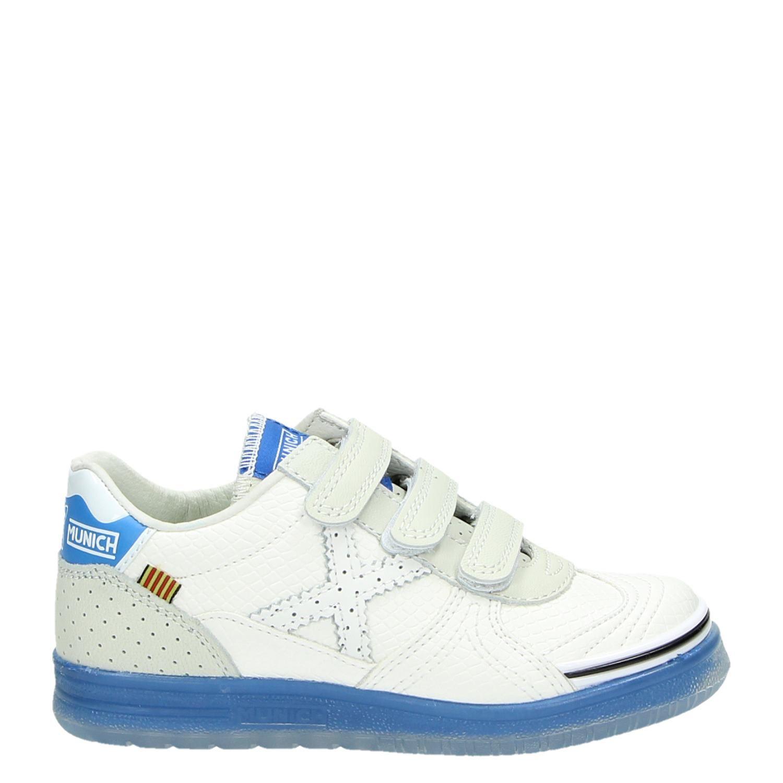 92c23f2b82e Munich jongens lage sneakers multi